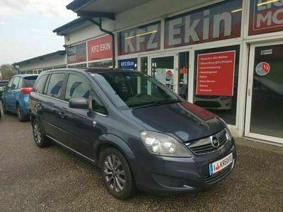 """gebraucht Opel Zafira Edition """"111 Jahre"""" B *12 M.Garantie*7Sitzer*"""