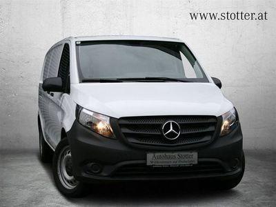 gebraucht Mercedes Vito 114 Kastenwagen 4x4 Extralang