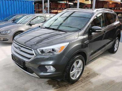 gebraucht Ford Kuga 2,0 TDCi Titanium Start/Stop Powershift Aut. AWD