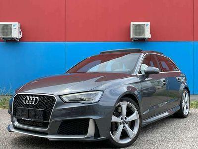 gebraucht Audi RS3 SB 2,5 TFSI quattro S-tronic *1.BESITZ*LED*PANO*