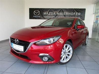 gebraucht Mazda 3 Sport G120 Revolution Aut.