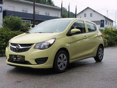 gebraucht Opel Karl 1,0 Ecotec Österreich Edition Start/Stop