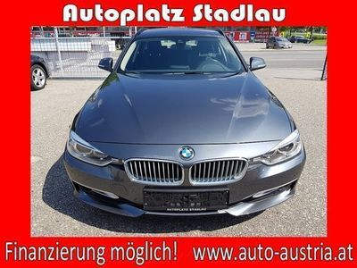 used BMW 320 320 d xDrive Touring Österreich-Paket Aut. STAND...