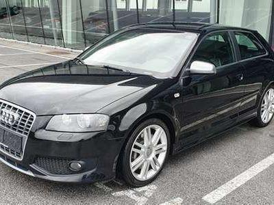 gebraucht Audi S3 2.0 TFSI quattro*2.Be*Service&Pickerl Neu*BOSE*