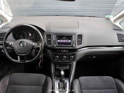 gebraucht VW Sharan Highline BMT SCR 2,0 TDI DSG
