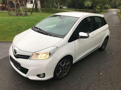 gebraucht Toyota Yaris 1,33 dVVT-i Trend