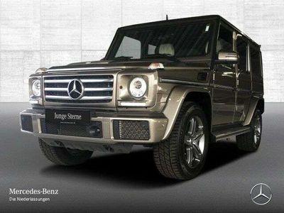 gebraucht Mercedes G500 G-Klasse4MATIC Voll! auch andere verfügbar SUV / Geländewagen