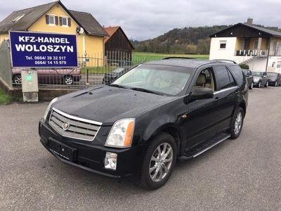 gebraucht Cadillac SRX 4,6 V8 AWD Sport Luxury