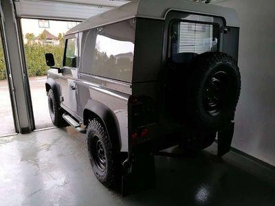 gebraucht Land Rover Defender 2,2 Hard Top 90 SUV / Geländewagen