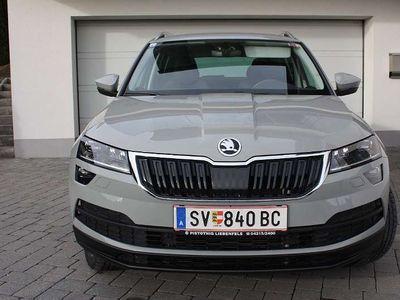 gebraucht Skoda Karoq 4x4 Style, Automatik SUV / Geländewagen