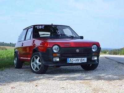 gebraucht Fiat Ritmo 125 TC Abarth Limousine