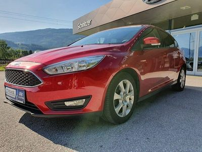 gebraucht Ford Focus 1,5 TDCi Trend