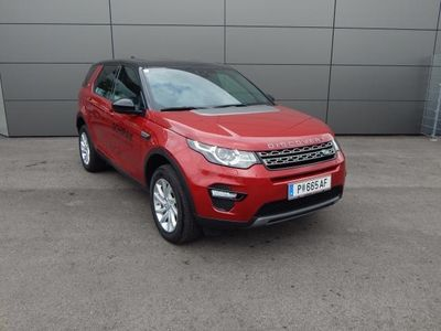 gebraucht Land Rover Discovery Sport 2,0 TD4 4WD SE Aut. SUV / Geländewagen,