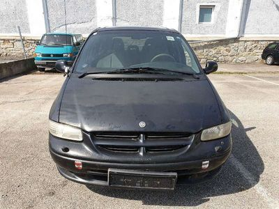 gebraucht Chrysler Grand Voyager Voyager2,5 LE TD Kombi / Family Van,
