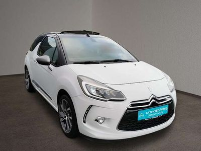 gebraucht Citroën DS3 Cabriolet PureTech 110 S&S Manuell So Chic