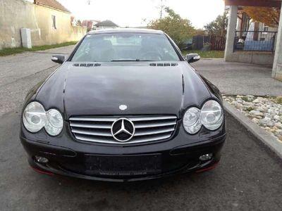 gebraucht Mercedes SL350 SL-Klasse MercedesCabrio / Roadster
