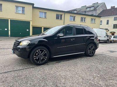 gebraucht Mercedes ML280 M-KlasseCDI 4MATIC Aut. SUV / Geländewagen