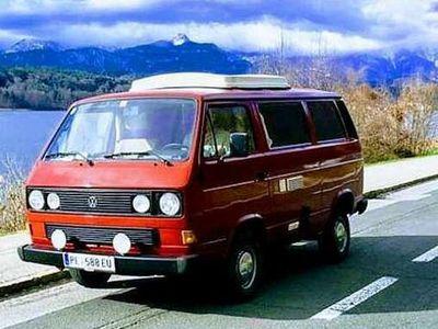 """gebraucht VW T3 1,7 D Camper """"um 7.000.-durchrepariert"""" Camper"""