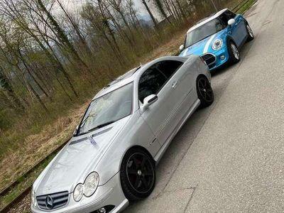 gebraucht Mercedes CLK320 Coupe CDI 7G-TRONIC Avantgarde DPF