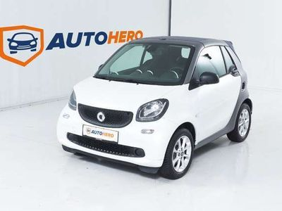 gebraucht Smart ForTwo Cabrio Basis | *HERBST-AKTION*