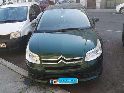 gebraucht Citroën C4 16HDI 90 Limousine