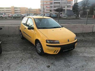 gebraucht Fiat Punto 1,2**1.BESITZ** Klein-/ Kompaktwagen,