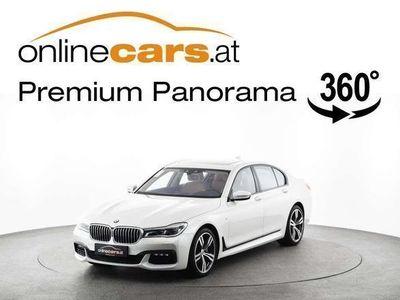 gebraucht BMW 750 7er-Reihe i xDrive Aut. M-PAKET VOLL NP € 177.242,- Limousine,