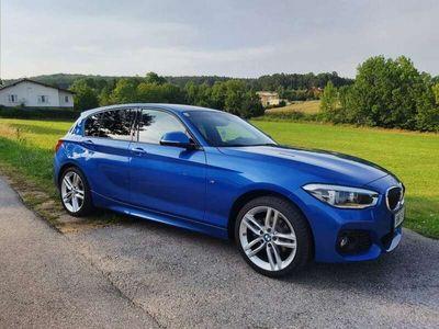 gebraucht BMW 118 1er-Reihe Diesel (F20) M Sport x-drive
