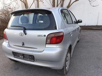 brugt Toyota Yaris 1,0 VVT-i