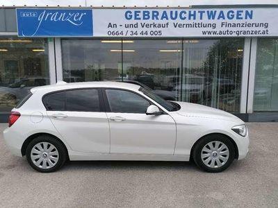 gebraucht BMW 114 1er-Reihe (F20) Österreich-Paket