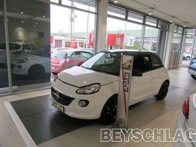 brugt Opel Adam 1,2 Ecotec Black & White