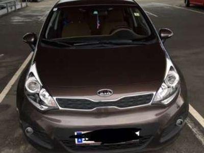 used Kia Rio (UB) 1,1 CRDI SENSE Limousine,