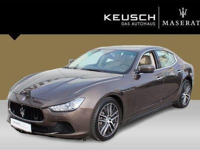 gebraucht Maserati Ghibli S Q4 Limousine
