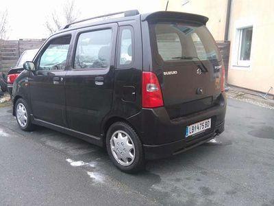 gebraucht Suzuki Wagon R+ Speziale mit Klima,Pickerl,us Kombi / Family Van