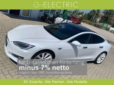 gebraucht Tesla Model S P100D Ludicrous Limousine