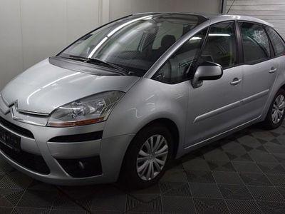 gebraucht Citroën C4 Picasso 1,6 SX HDi FAP AHK / KLIMA / TEMPOMA... Kombi / Family Van,