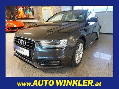 gebraucht Audi A4 Avant 2,0 TDI Intense Aut. S-Line/Xenon/PDC