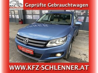 gebraucht VW Tiguan 2,0 TDI BMT 4Motion Sport&Style DPF DSG/Xenon/Navi