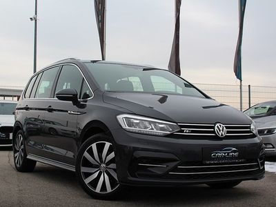gebraucht VW Touran Highline 2,0 SCR TDI DSG R-Line Kombi / Family Van,