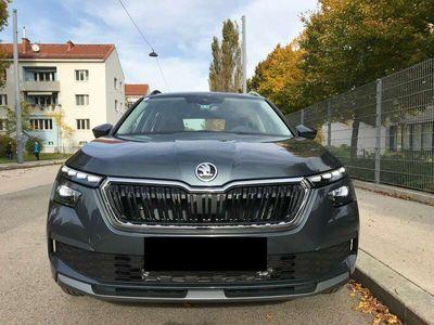 gebraucht Skoda Kamiq Style TSI + 5 Jahre Garantie! + Bi-LED Scheinw. SUV / Geländewagen