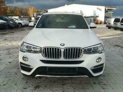 gebraucht BMW X4 xDrive20d xLine - Auto günstig kaufen 140 ...