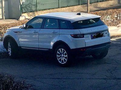 gebraucht Land Rover Range Rover evoque SUV / Geländewagen,