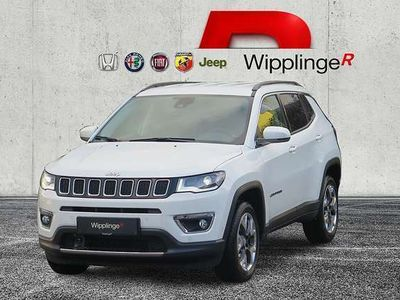 gebraucht Jeep Compass 1,4 MultiAir AWD Limited 9AT 170 Aut.