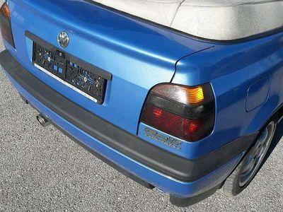 gebraucht VW Golf Cabriolet Golf 3 Cabrio / Roadster