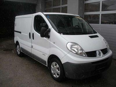 gebraucht Renault Trafic L1H1 Kastenwagen