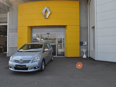 brugt Toyota Verso 1,6 Valvematic Young Family