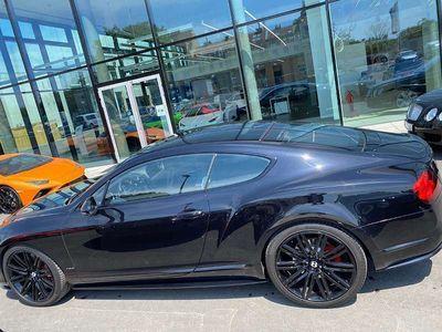 gebraucht Bentley Continental GT V8 S MWST AUSWEISBAR LEASINGFÄHIG Sportwagen / Coupé