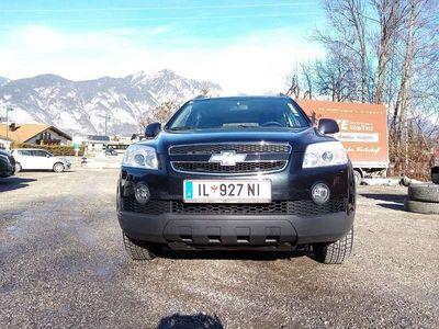 gebraucht Chevrolet Captiva 2.4 SUV / Geländewagen