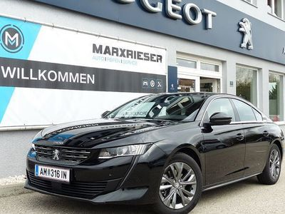 used Peugeot 508 1,5 BlueHDi 130 EAT8 S&S Allure Aut.| NAVI | Rück
