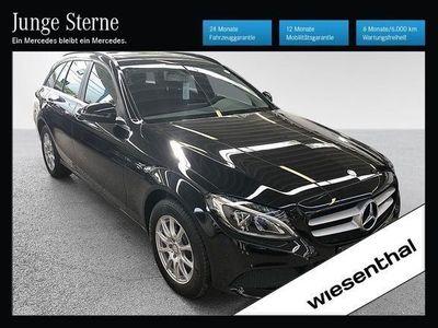 gebraucht Mercedes C200 dT